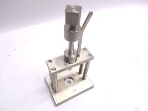 Katena Storz Liberman Corneal Punch K2-8200 W/ Instructions