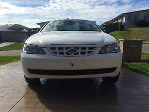 Ford Falcon BA RTV complete front Muswellbrook Muswellbrook Area Preview