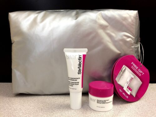 StriVectin 3 pc Eye Concentrate + Repair & Protect Moisturizer GWP Sample Set