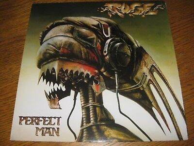 Rage-Perfect man LP,Noise....<br>