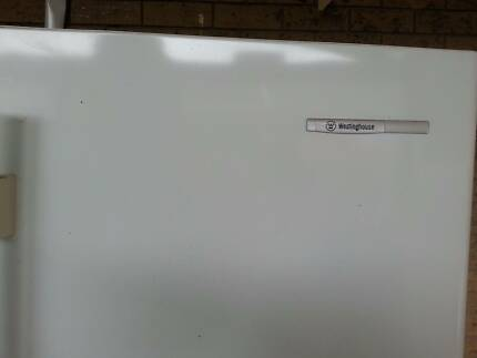 Westinghouse Side By Side Fridge WSE6100WA, 606L, good condition
