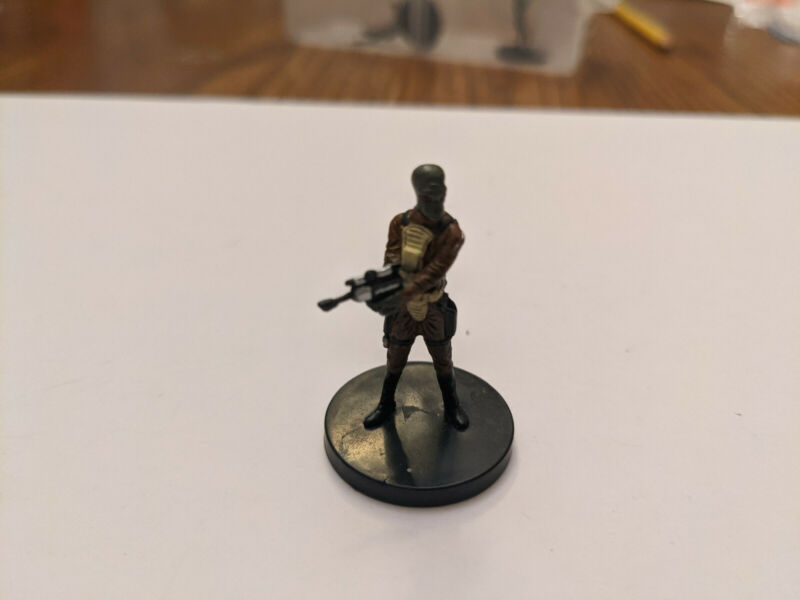 Star Wars Miniatures: Rebel Storm - Duros Mercenary #44