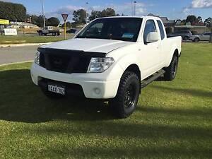 2008 Nissan Navara King Cab Turbo Diesel Maddington Gosnells Area Preview