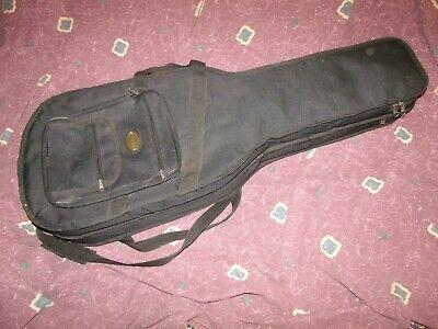 Fender brand double Stratocaster Telecaster etc Gig Bag dual-guitar case