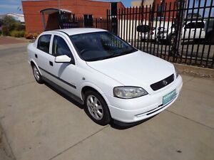 HOLDEN ASTRA TS 2003 1.8L IN AUTO,AIR.CON,P/STEER,AIR BAGS,BOOKS,REGO Beverley Charles Sturt Area Preview