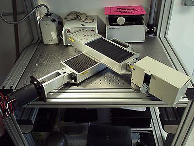 Parker Xy Dual Axis Linear Positioner 406008lnep Electro-craft Servo Encoder