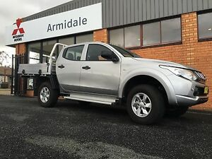 2015 Demonstator Mitsubishi Triton Ute Armidale Armidale City Preview