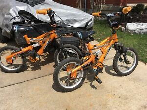 "Boys 14"" supercycle  Bikes 2 Bikes"