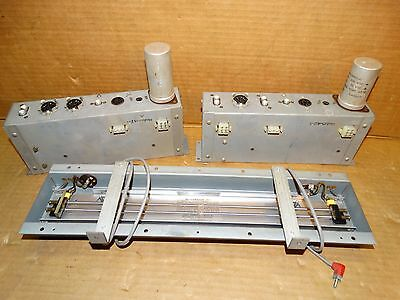 """Vibrato and Percussion preamp & Re-verb Tank from """"L"""" 100 series Hammond organ for sale  Shipping to Canada"""