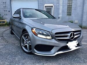 2015 Mercedes-Benz C300 AMG Package