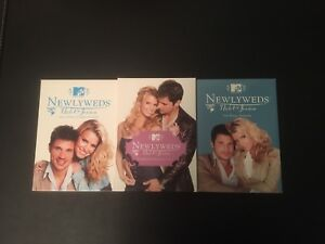 MTV Newlyweds Nick & Jessica compete series in 3 DVD sets.