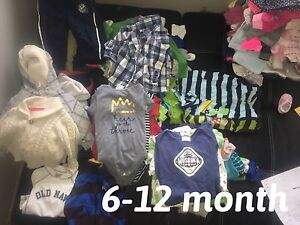 Baby boy clothing - EUC & GUC