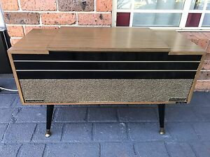 Vintage Garrard Valve Radiogram Radio Record Player Stanhope Gardens Blacktown Area Preview