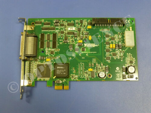 National Instruments PCIe-6343 NI DAQ Card, X-Series, Multifunction