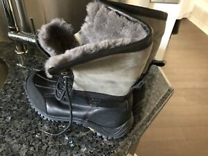UGG Winter Boots (Size 10)