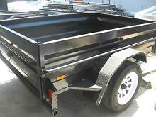 NEW TRAILER 7X4 HI-SIDE HEAVY CHECKER PLATE. Blue Haven Wyong Area Preview