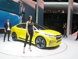 Skoda Vision iV full electric