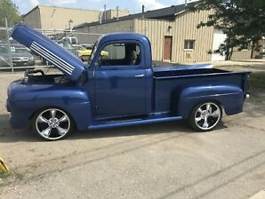 1951 FORD F-100 PICK UP TRUCK - PRICE DROP WAS 21k