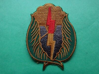 US Army 25th Infantry Division TROPIC LIGHTNING Patch