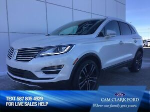 2017 Lincoln MKC Reserve 300A AWD 2.3L with Technology Package