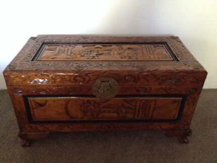 Miniature Camphor Chest Maylands Bayswater Area Preview