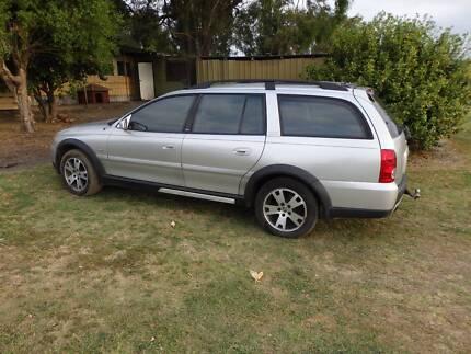 2005 Holden Adventra Wagon