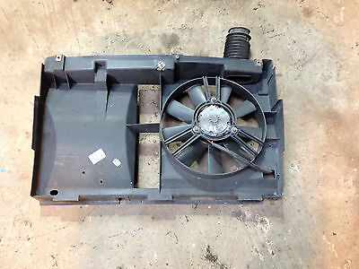 peugeot 309 gti goodwood all 309 complete fan housing and cooling fan