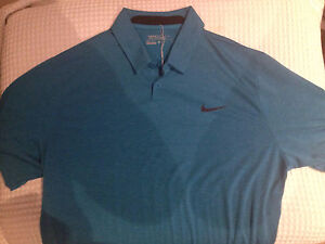 Brand new (Tags On) Nike, Adidas and Polo Men's golf shirts