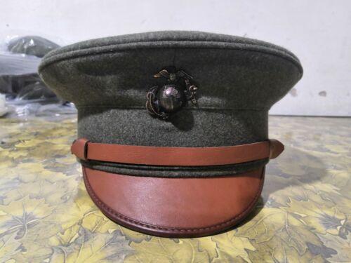 USMC forest green wool hats 1912