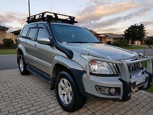 Toyota Prado GXL Raymond Terrace Port Stephens Area Preview