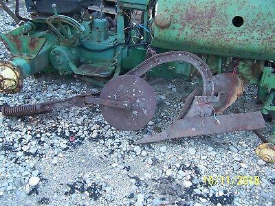 Super A 140 International Plow