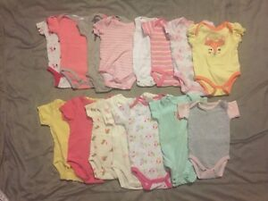 0-9 month old baby girl clothes