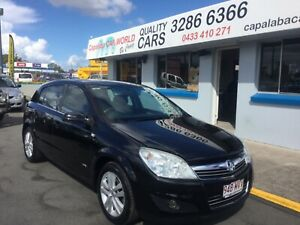 2008 Holden Astra CDX Automatic Hatchback Capalaba Brisbane South East Preview