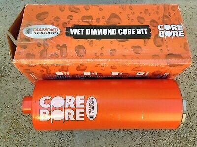 Diamond Products Core Bore 5 12 Concrete Core Drill Bit Pn 05117