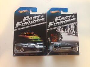 Fast and Furious Hot Wheels
