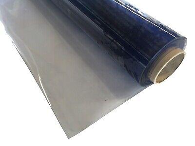 Fensterplane 0,5 mm, Rollenabschnitt, Spuckschutz, Trennscheibe, Fensterfolie
