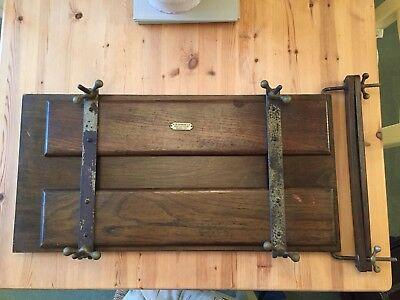 Antique Gamage Trouser press Rare item