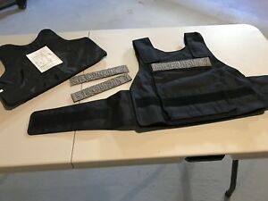 Bullet proof vest carrier & kevlar Airsoft/Paintball/Security