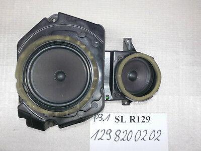 Lautsprecher rechts  1298200202  2 Pin Stecker R129 Mercedes