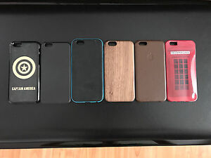 Various iPhone 6/6S Cases!