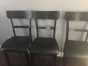 """24"""" countertop stools ( chairs)"""
