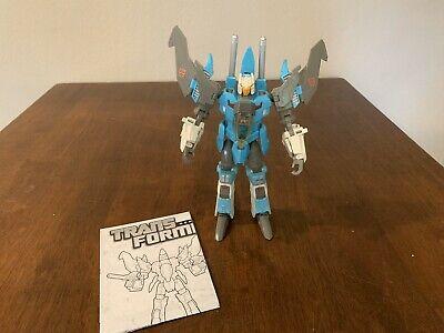 Hasbro Transformers Generations IDW 30th Anniversary BRAINSTORM Voyager Class