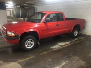 1998 Dodge Dakota 4x4 5.2L (318)