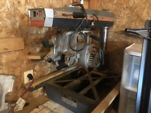 Dewalt/Black & Decker Radial Arm Saw