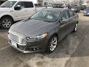 2013 Ford Fusion SE Loaded only 28,128 kilometres