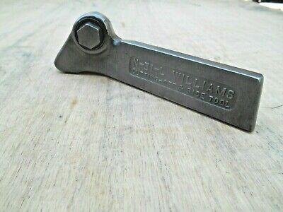 Williams N-31-l Lathe Cutoff Tool Holder