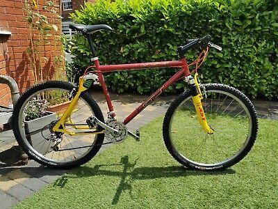 GT LTS MTB Mountain Bike Retro Resto Bicycle Full Suspension Not Fixie DH Enduro