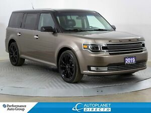 2019 Ford Flex Limited AWD, Back Up Cam, Remote Start!