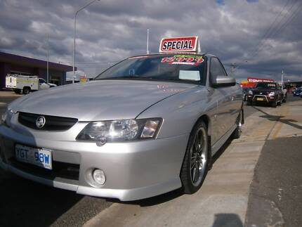 2004 Holden Commodore SS Ute JUST$12999 Fyshwick South Canberra Preview