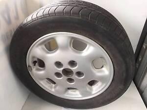 Wheel  Rim  tyre Bridgestone 205/55/R15 Canley Heights Fairfield Area Preview
